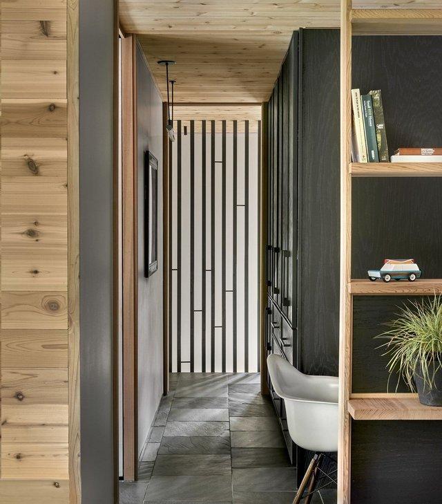 Архітектори створили будиночок в лісі, про який мріють всі - фото 391519