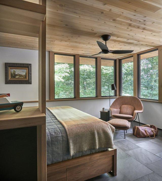 Архітектори створили будиночок в лісі, про який мріють всі - фото 391521