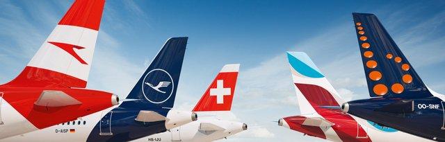 Lufthansa скасовує 23 тисячі рейсів через коронавірус - фото 391632