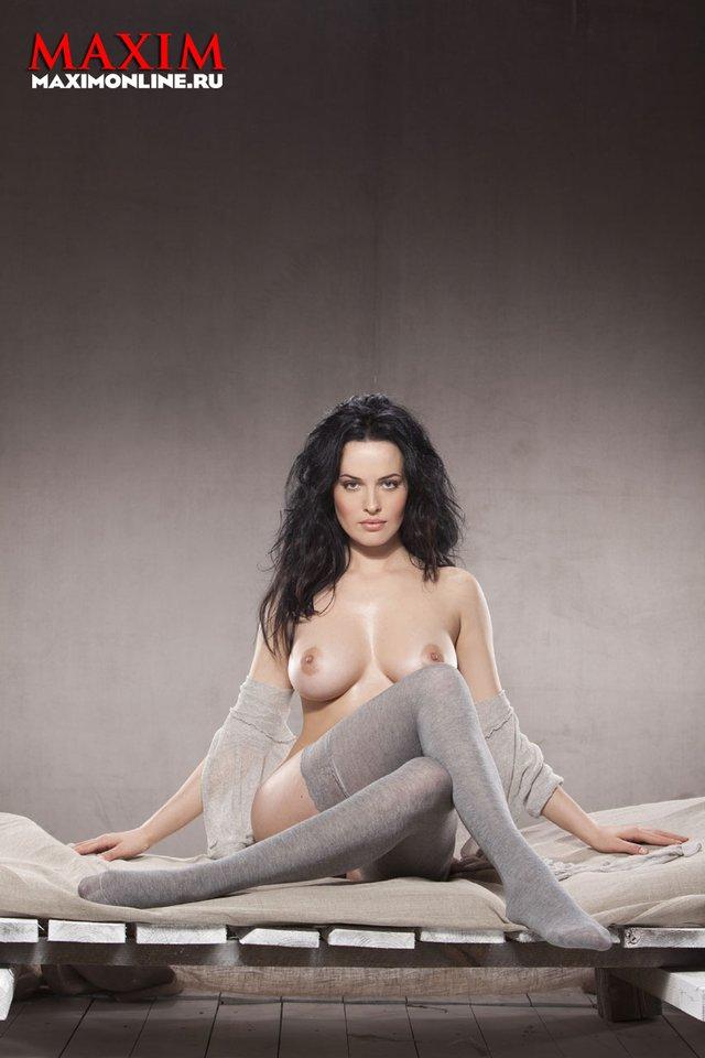 Як змінилася українська зірка Playboy Даша Астаф'єва: фото 18+ - фото 391679