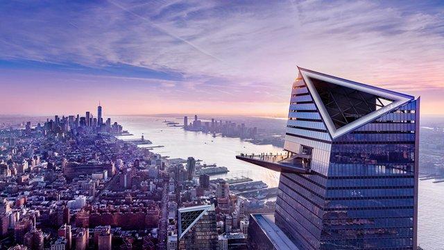 У США відкрили найвищий оглядовий майданчик: приголомшливі фото - фото 391814