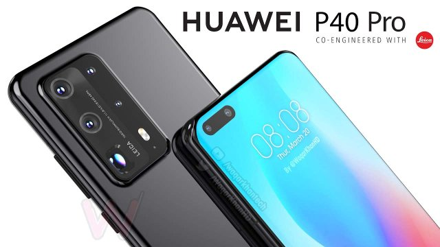 Ціни на флагманські Huawei P40 неприємно здивують Європу - фото 391944