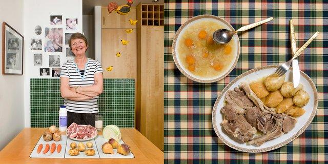 Що готують бабусі по всьому світу: апетитні фото, які розпалюють апетит - фото 392093