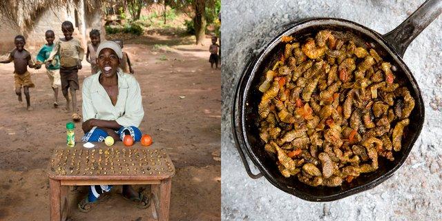 Що готують бабусі по всьому світу: апетитні фото, які розпалюють апетит - фото 392094