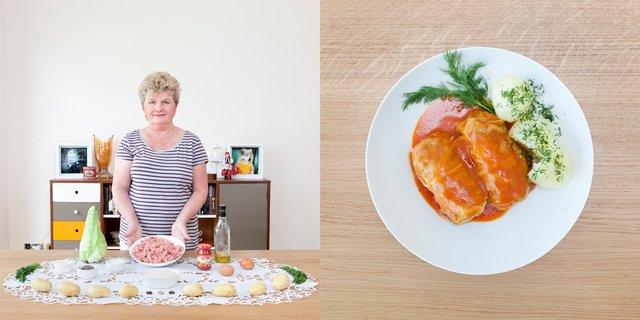 Що готують бабусі по всьому світу: апетитні фото, які розпалюють апетит - фото 392099