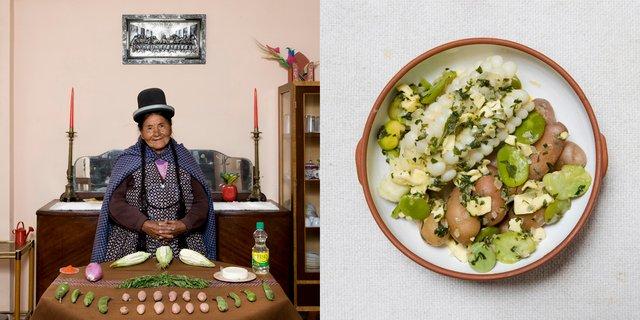 Що готують бабусі по всьому світу: апетитні фото, які розпалюють апетит - фото 392103