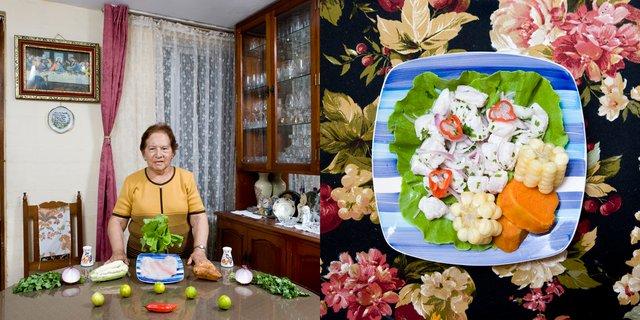 Що готують бабусі по всьому світу: апетитні фото, які розпалюють апетит - фото 392111