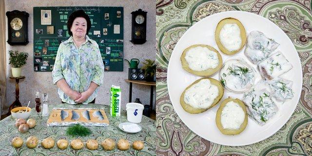 Що готують бабусі по всьому світу: апетитні фото, які розпалюють апетит - фото 392112