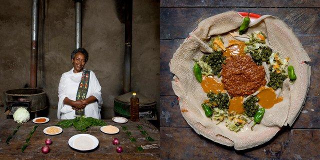 Що готують бабусі по всьому світу: апетитні фото, які розпалюють апетит - фото 392116