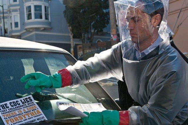 ЗАРАЗА: відомий фільм передрік коронавірус ще у 2011 році - фото 392224
