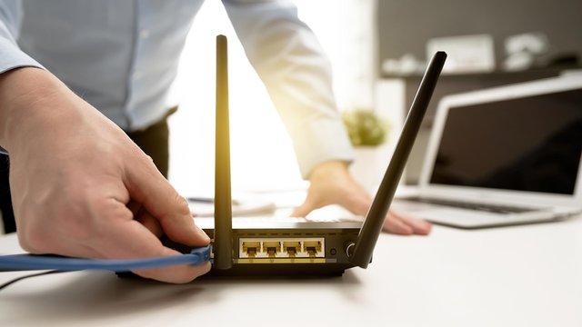 Wi-Fi роутер дозволяє позбутися залежності від дротів - фото 392299