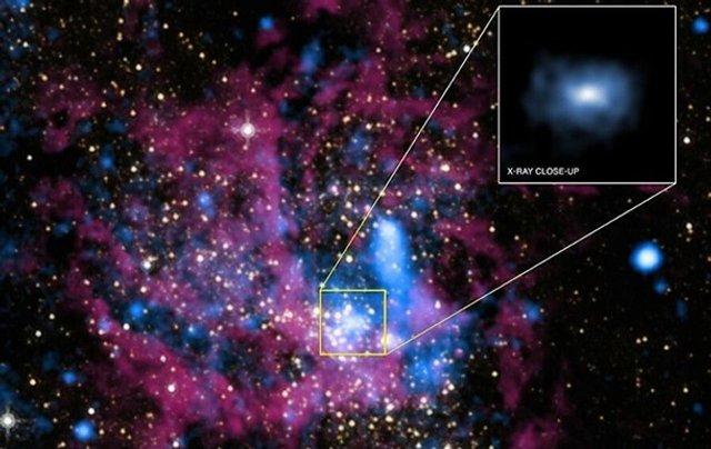 Чорна діра в центрі нашої Галактики стала більш активною - фото 392763