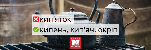 10 українських слів, які замінять поширені кальки з російської - фото 392979