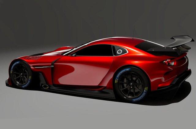 Mazda анонсувала прем'єру купе, яке неможливо буде придбати - фото 393542