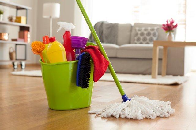Не забувайте про прибирання в оселі - фото 393552