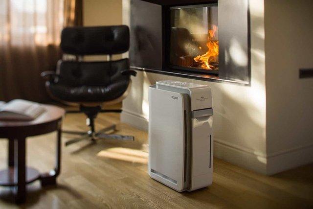 Очищувач повітря може видаляти навіть бактерії - фото 393854