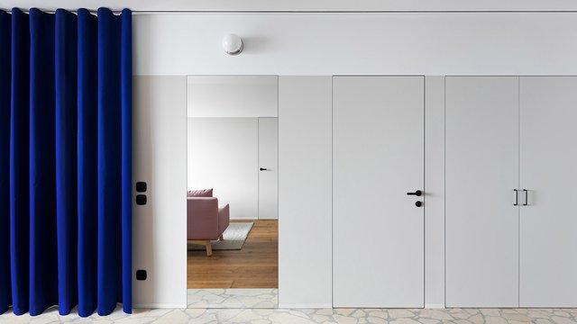 Американський журнал Dezeen розповів про оригінальний дизайн київської квартири - фото 393970