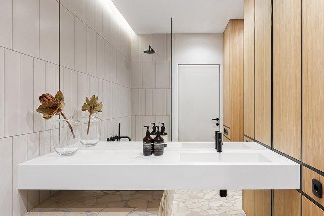 Американський журнал Dezeen розповів про оригінальний дизайн київської квартири - фото 393972