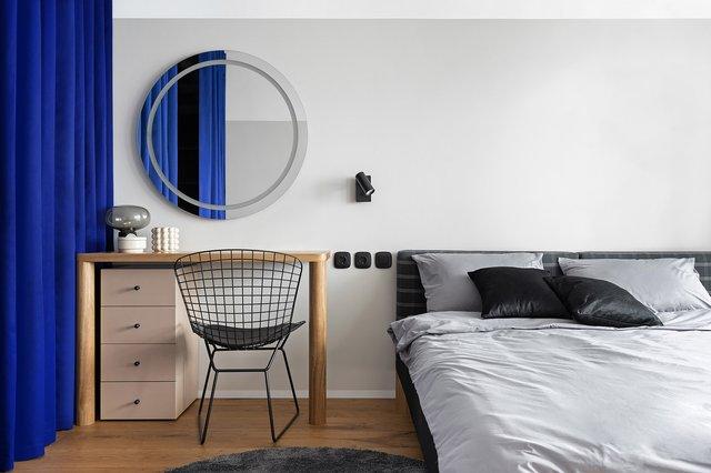 Американський журнал Dezeen розповів про оригінальний дизайн київської квартири - фото 393973