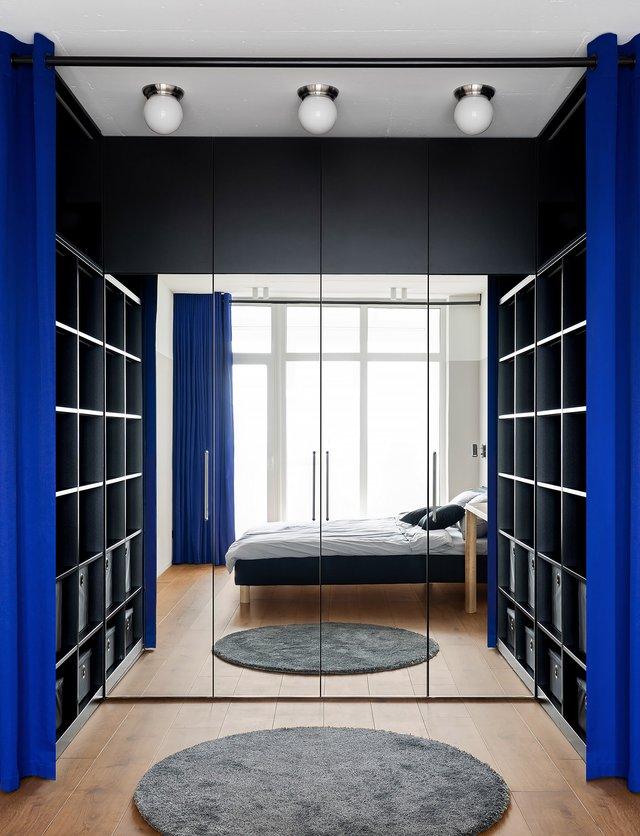 Американський журнал Dezeen розповів про оригінальний дизайн київської квартири - фото 393980