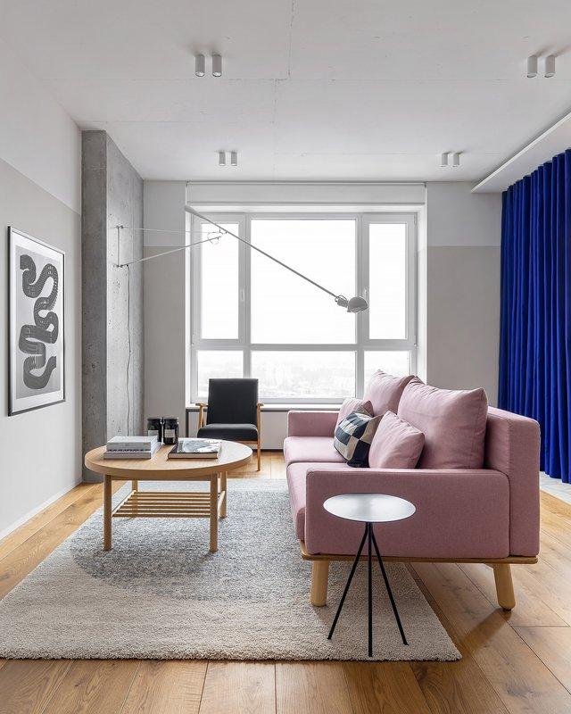 Американський журнал Dezeen розповів про оригінальний дизайн київської квартири - фото 393981