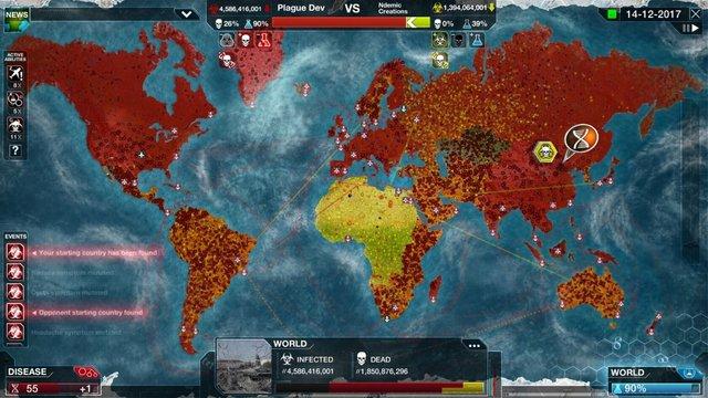 Зіграти на стороні людства у Plague Inc: творці гри про пандемію змінять правила - фото 394058
