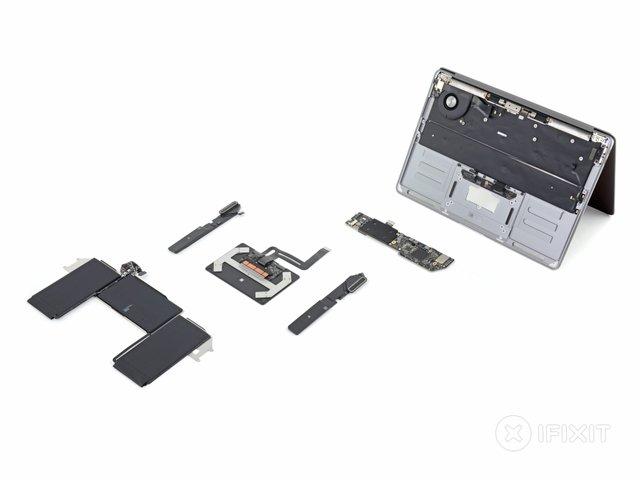 Фахівці iFixit перевірили ремонтопридатність MacBook Air 2020 - фото 394209