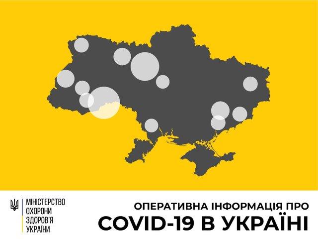 Новини про коронавірус в Україні: статистика, скільки хворих 26 березня - фото 394242