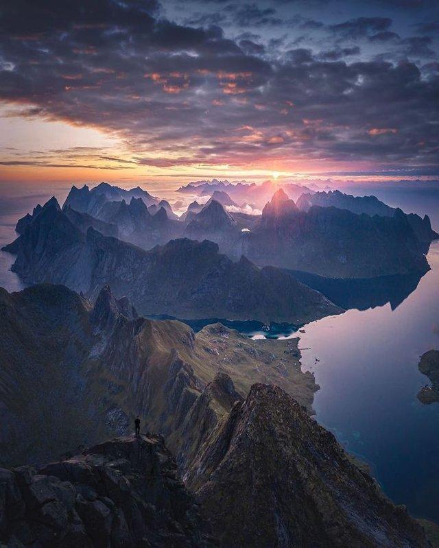 Фінляндець робить вражаючі фото, які нагадують казку - фото 394642