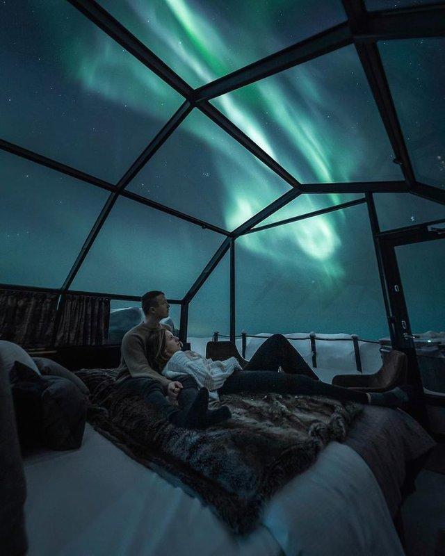 Фінляндець робить вражаючі фото, які нагадують казку - фото 394643