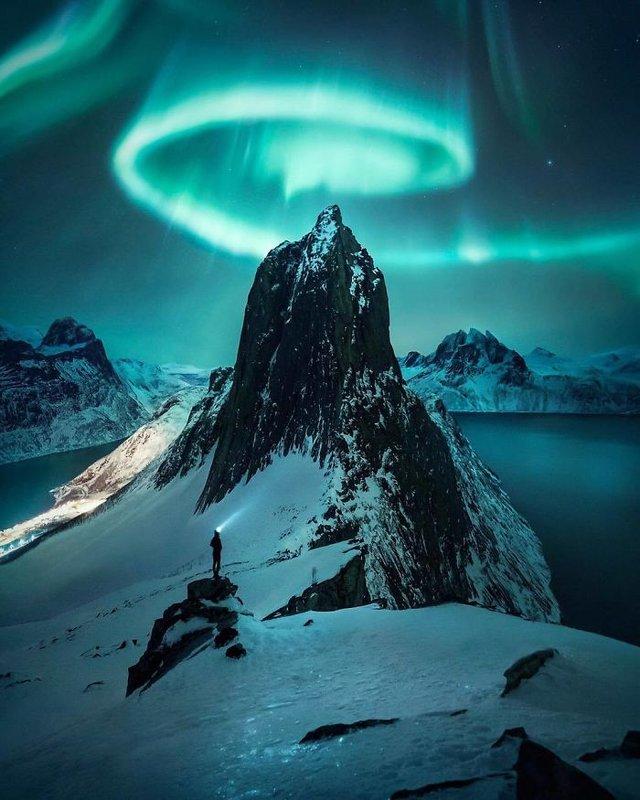 Фінляндець робить вражаючі фото, які нагадують казку - фото 394655