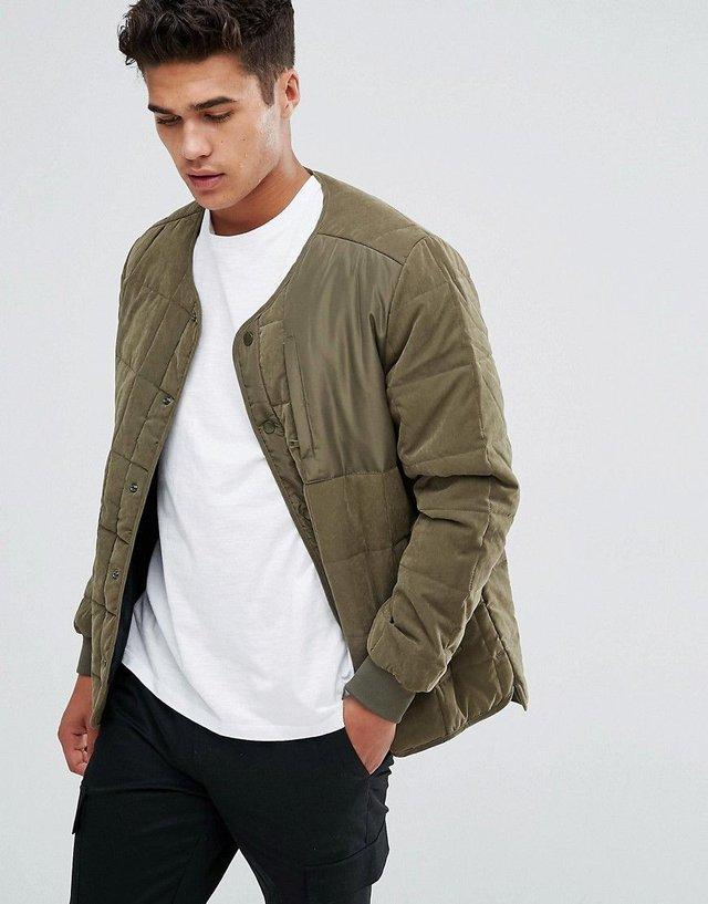 Чоловічі бомбери: яку модель весняної куртки вибрати цього сезону - фото 394754