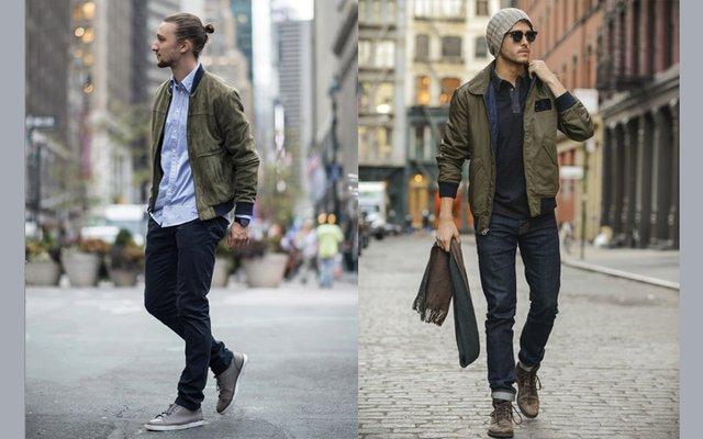 Чоловічі бомбери: яку модель весняної куртки вибрати цього сезону - фото 394757