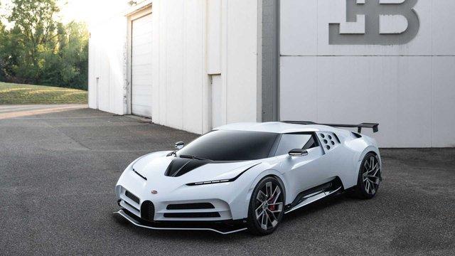 Роналду придбав неймовірну Bugatti за 9,5 мільйона євро - фото 394760
