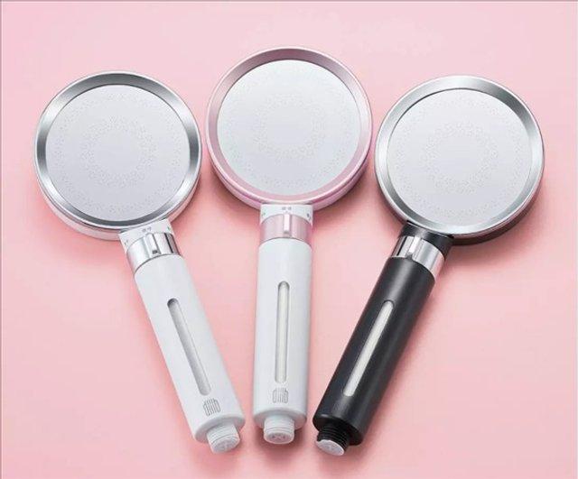 Xiaomi представила лійку для ванної з антибактеріальним фільтром - фото 395535