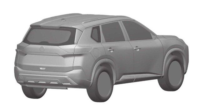 У мережу 'злили' ескізи оновленого Nissan X-Trail - фото 395547