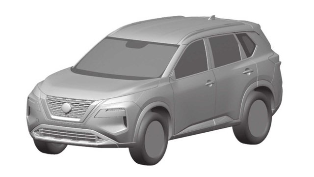 У мережу 'злили' ескізи оновленого Nissan X-Trail - фото 395548