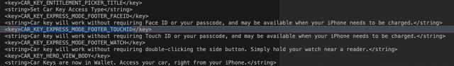 За допомогою iPhone 9 можна буде розблоковувати та запускати автомобіль - фото 395573