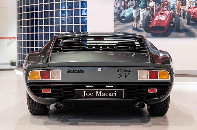 З молотка пустять легендарний Lamborghini Miura SV з найменшим пробігом - фото 395616