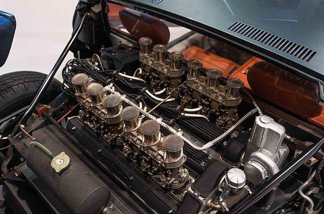З молотка пустять легендарний Lamborghini Miura SV з найменшим пробігом - фото 395620