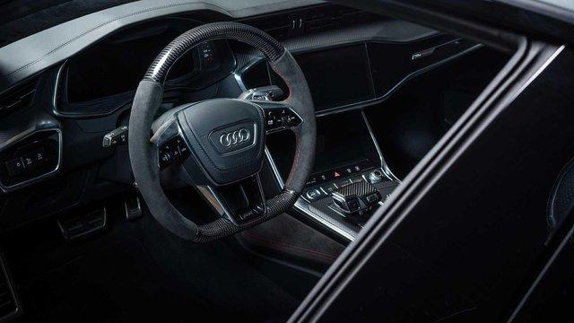 Audi RS7 перетворили на 740-сильний суперкар - фото 395695