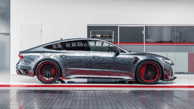 Audi RS7 перетворили на 740-сильний суперкар - фото 395698
