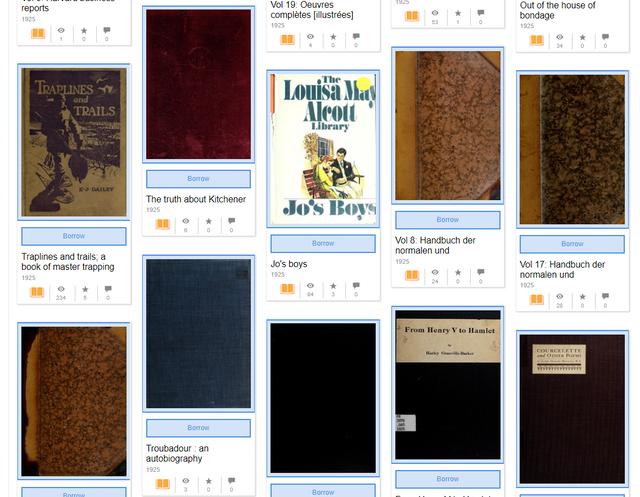 У відкритому доступі з'явилися понад мільйон безкоштовних електронних книг - фото 395737