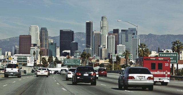 Лос-Анджелес - фото 395788