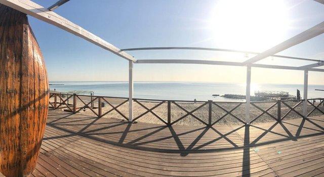 Як виглядають пляжі Одеси під час карантину - фото 395824