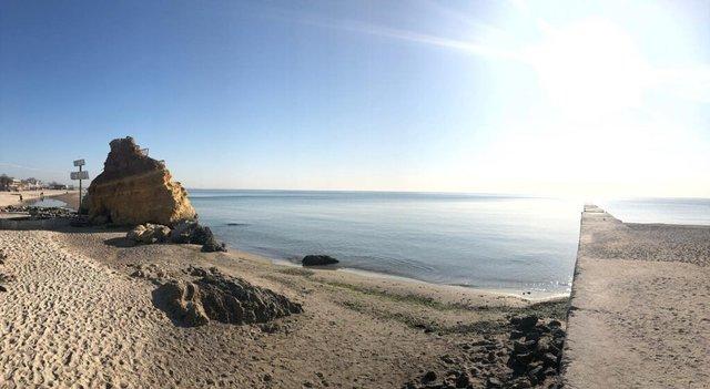 Як виглядають пляжі Одеси під час карантину - фото 395827