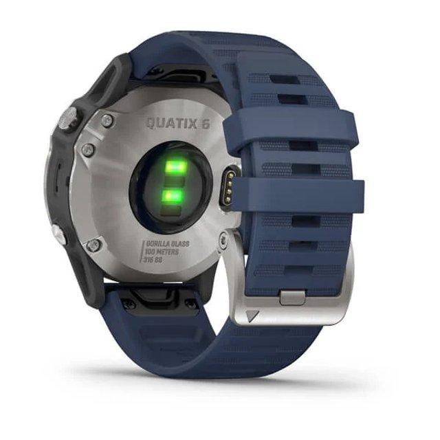 Garmin представила крутий смарт-годинник для фанатів подорожей - фото 396128