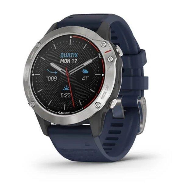 Garmin представила крутий смарт-годинник для фанатів подорожей - фото 396129