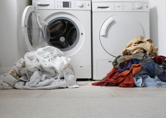 Не перевантажуйте пральну машину - фото 396471