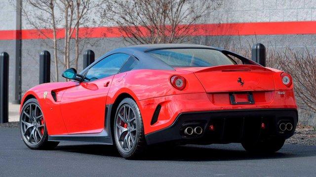 Рідкісну Ferrari 599 GTO виставили на аукціон - фото 396604